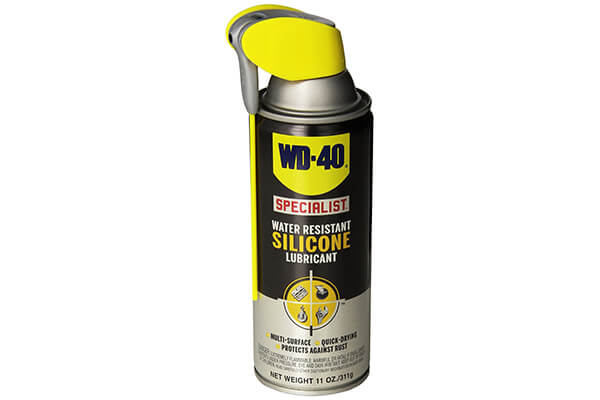 Water Resistant Silicone Lubricant Spray