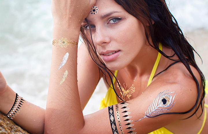 Top 10 Best Henna Body Paint Reviews