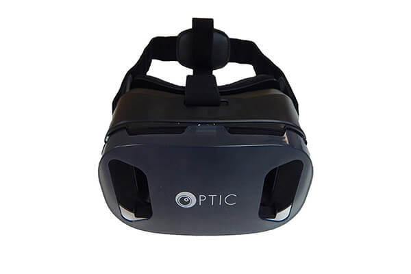 OPTIC 3D VR Headset