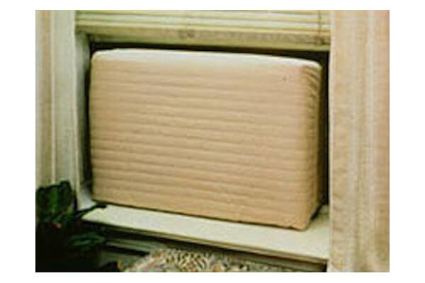 Air Conditioner Cover, Beige