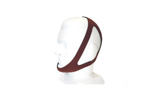 The CareFusion PureSom Adjustable Chinstrap