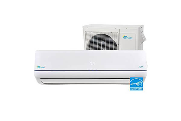 Senville Split Air Conditioner and Heat Pump