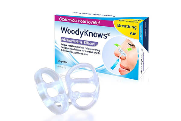 WoodyKnows Anti Snoring Nasal Dilators