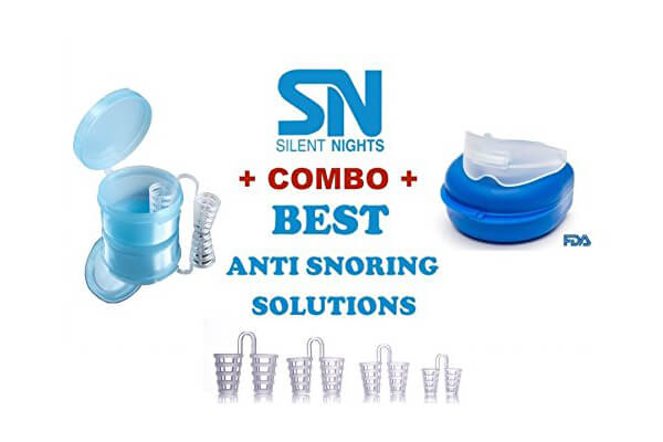 Silent Nights Anti-Snoring Solutions