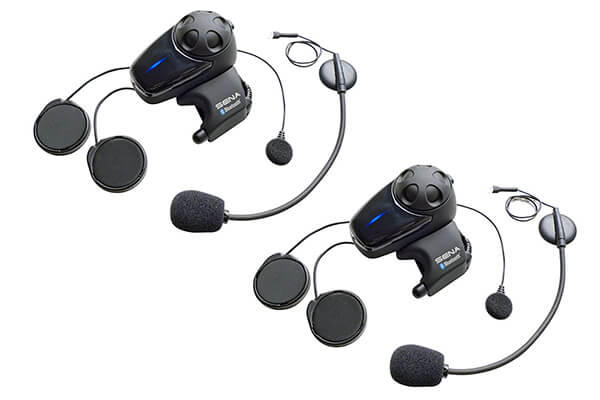 Sena Bluetooth SMH-10D-11 Headset and Intercom Set