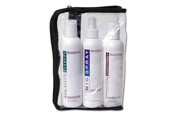 Brandywine Maintenance Kit, Non-Static Shampoo