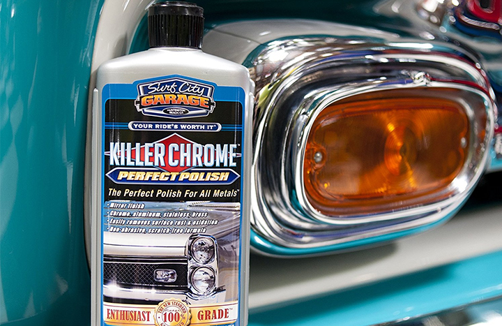 Top 10 Best Car Chrome Polisher of 2018 Reviews