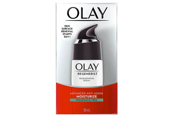 Olay Regenerist Regenerating Lightweight Moisturization Face Serum