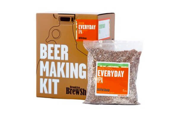 Brooklyn brew shop beer making kit, everyday IPA