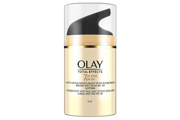 Olay Total Effects 7 in one, Anti-Aging Moisturizer with SPF 30