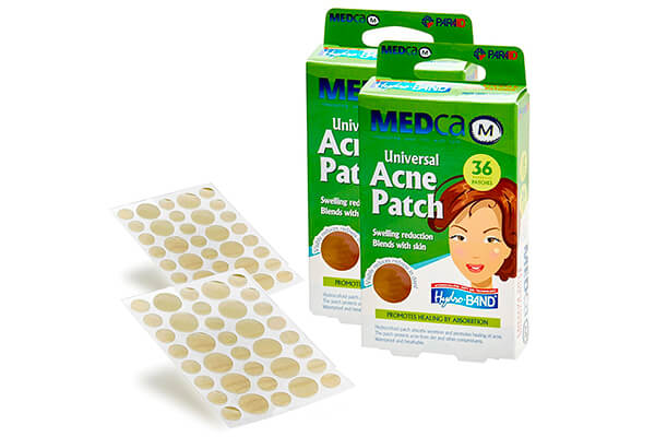 MEDca Universal Acne Pimple Patch Absorbing Cover