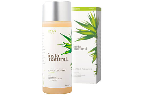 InstaNatural Glycolic Facial Cleanser