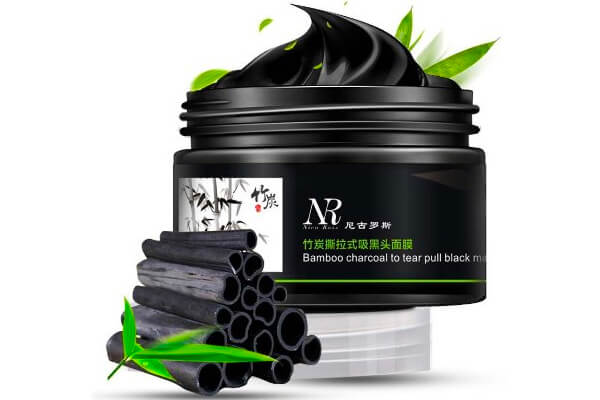 Silverbell Bamboo Charcoal Deep Clean Mask Remove Peel Off Anti-Face Mud Mask