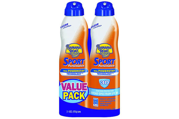 Banana Boat Ultra Mist Sports Performance