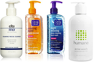 Top 10 Best Facial Cleansing Washes for Sensitive Skins of (2019) Review