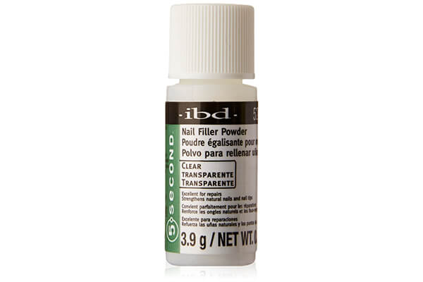 Second Nail Filler Powder