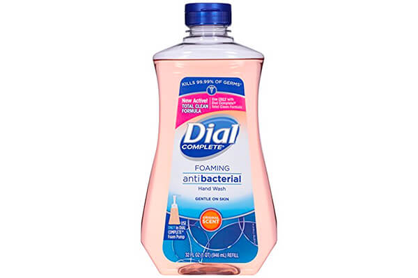 Dial Complete Antibacterial Foaming Hand Wash Refill