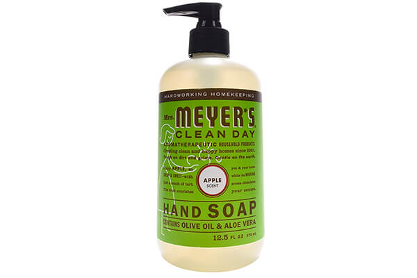 Mrs. Meyer's Clean Day, Apple