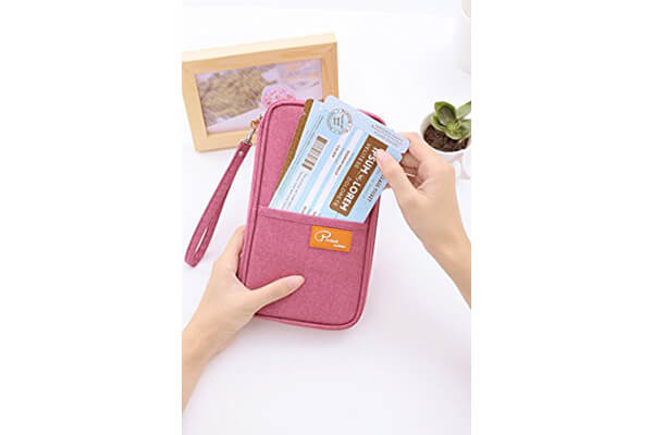 FLYMEI® Travel Wallet Passport Wallet
