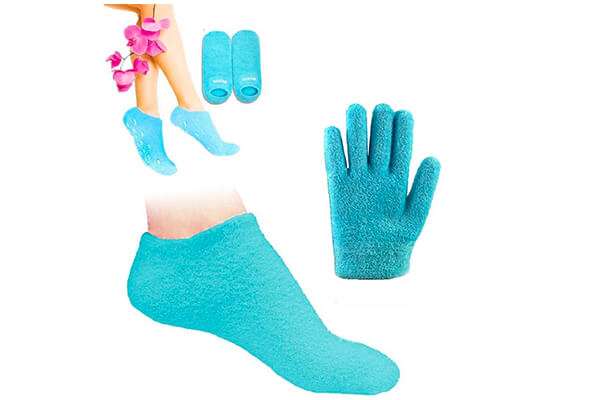 Soften Silicon Gloves and Socks