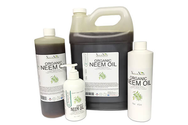 Naked Neem Organic Oil