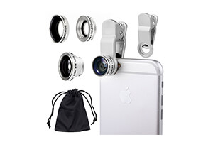 Top 10 Best Fish Eye Lens for Cellphones of All Time Reviews