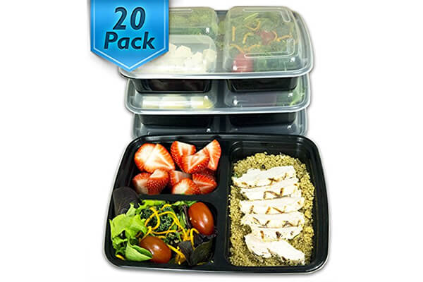 Misc Home Meal Prep Containers