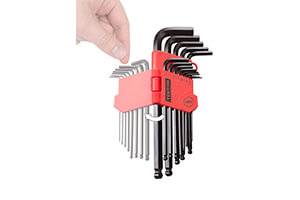 Top 10 Best Quality Hex Keys Set Reviews