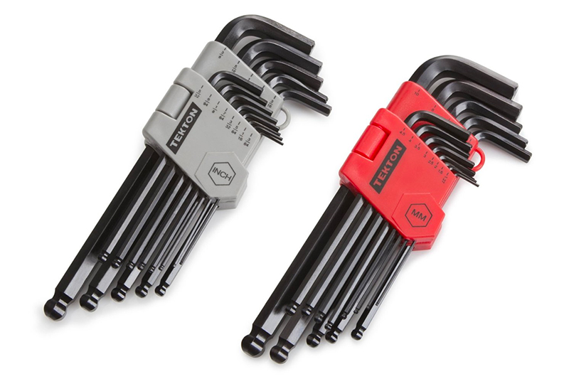 Top 10 Best Quality Hex Keys Set of 2021 Review