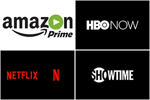 Comparing Amazon Prime, Netflix, HBO Now, and Showtime and Which One You Should Subscribe