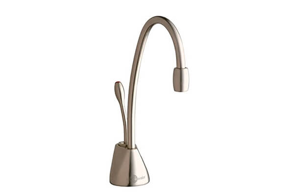 InSinkErator F-GN1100SN Indulge Hot Water Dispenser Faucet