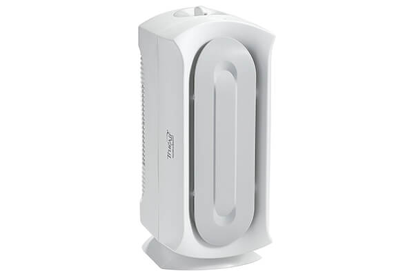 Hamilton Beach TrueAir Allergen-Reducing Ultra Quiet Air Cleaner Purifier with Permanent HEPA Filter and Specialized Odor Reducing Filter for Pets (04384)