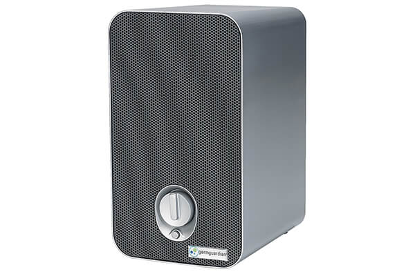 GermGuardian AC4100 3-in-1 Air Cleaning System with HEPA Filter, UV-C Sanitizer, and Allergen
