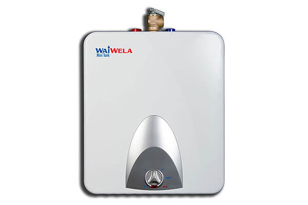 WaiWela WM-6.0 Mini Tank Water Heater, 6-Gallon