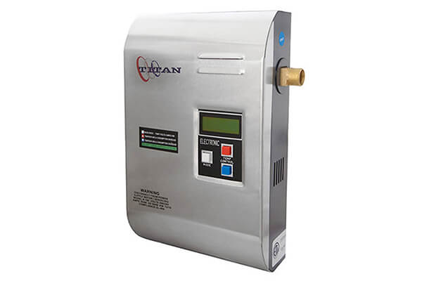Titan Tankless N-160 Water Heater - Newest Digital 2017 Model