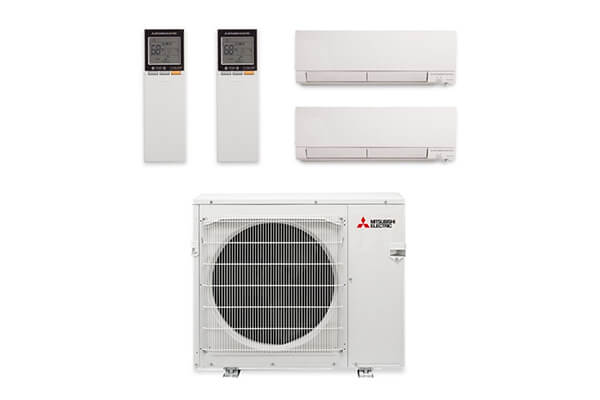 Mitsubishi MXZ-2C20NAHZ-2WF-00 - 20,000 Split Air Conditioner