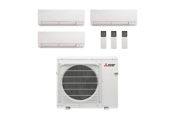 Mitsubishi MXZ-4C36NAHZ-3WF-05 - 36,000 BTU Mini Split Air Conditioner