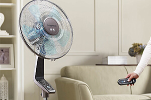 Top 10 Rated Pedestal Fans for Living Room of (2021) Review