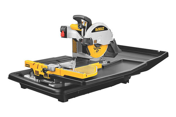 DEWALT D24000 1.5-Horsepower Wet Tile Saw