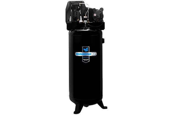 Industrial Air ILA3606056 Cast Iron Twin Cylinder Air Compressor
