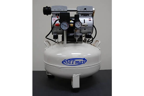 New Medical Noiseless & Oil-Less Dental Air Compressor