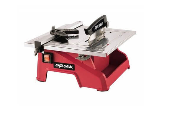 Factory-Reconditioned Skil 3540-01-RT 7-Inch 4.2 Amp Wet Tile Saw