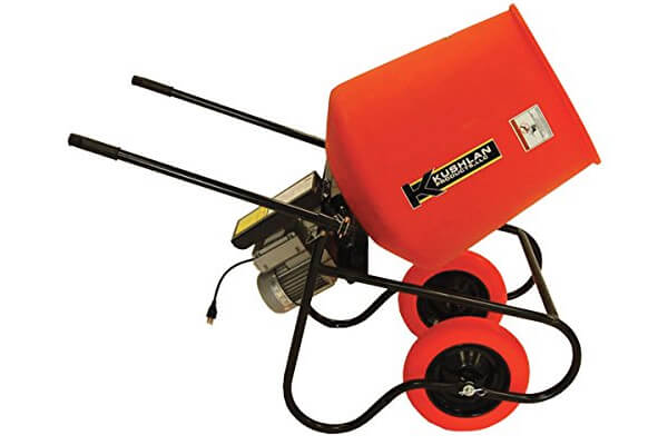 Kushlan Products 350DD Unassembled Cement Mixer