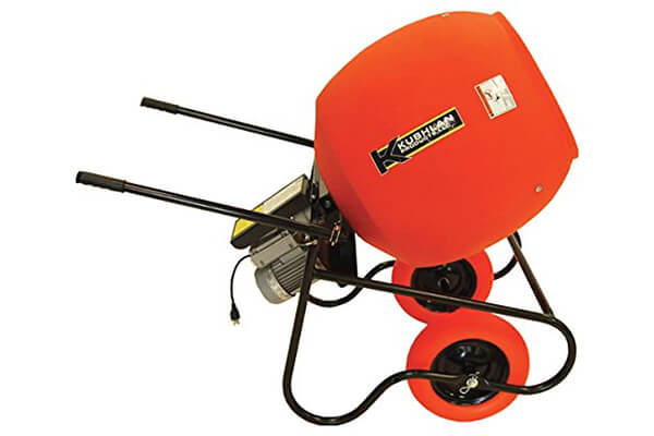 Kushlan Products 600DD Unassembled Direct Drive cement Mixer