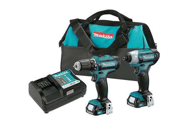 Makita CT226 12V Max CXT Lithium-Ion Combo Kit
