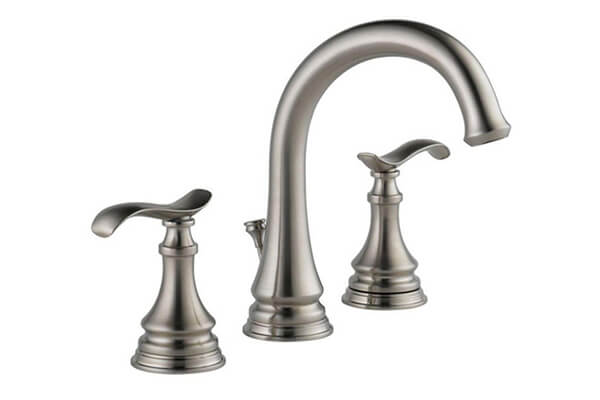 Delta 35730LF-SP Kinley Widespread Bathroom Faucet