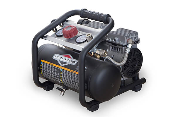Briggs & Stratton Quiet Power Technology Air Compressor