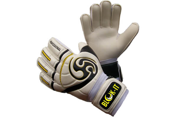 Goalkeeper Gloves by Blok-IT