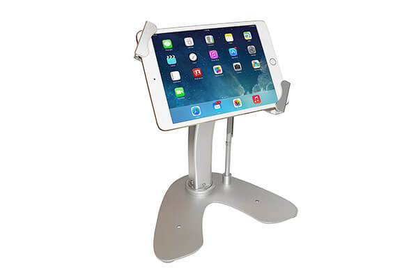 CTA Digital Universal Anti-Theft Security Kiosk & POS Stand for Tablets