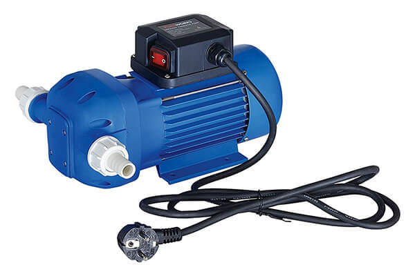 FUELWORKS 120 Volts / 8 GPM Electric DEF Transfer Pump Kit
